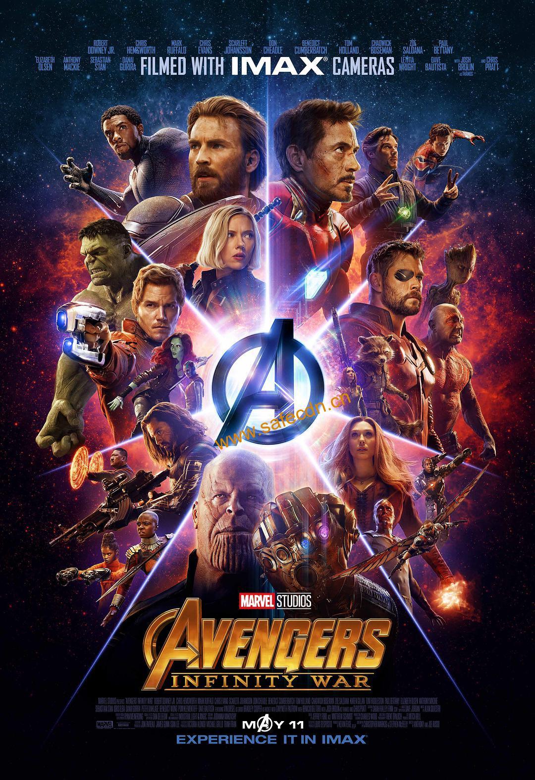 复仇者联盟3:无限战争 4K 3D蓝光原盘下载+高清MKV版 /复仇者联盟3:无限之战(港)/复仇者联盟:无限之战(台)/复仇者联盟3:无尽之战/复联3/妇联3(豆友译名)/复仇者联盟3:灭霸传 2018 Avengers: Infinity War 61.4G